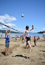 100 Million Dollar Beach Volleyball Event Raises 47000 For Prospect Center Local