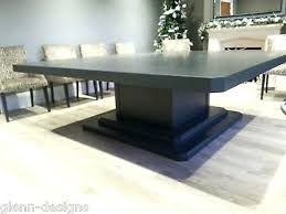 Large Dining Room Table Seats 12 Lofty Seat Square For 4 Com Tables