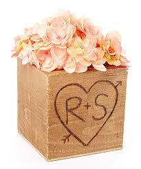 Another Great Find On Walnut Small Initial Planter Box By Morgann Hill Designs