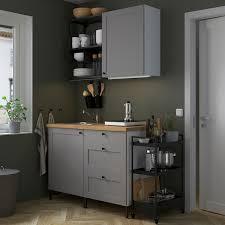 enhet küche anthrazit grau rahmen ikea schweiz