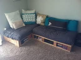 grand coussin canapé coussin pour canapé en palette