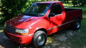 At $4,500, Would You Consider Picking Up This Custom 1991 Plymouth ... What Green Tech Best Suits Pickup Trucks In 2030 Twitter Poll Results Minivan Crashes Into Dtown Truck Elevator Shaft Used Car Lot Near Me Elegant Longview Texas Suv Truck Toyota Hilux Minivan Automotive Pinterest Hilux Arended Causing It To Spin Before Julys Fatal Repossed And Towed As Child Sleeps Inside West Russian Trucks Extreme Cditions 6x6 Pulling Jacked Up Upcoming Cars 20 Which Is Better A Or A Pickup News Carscom Moving Day How Select The Right Transport Your Stuff
