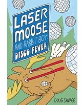 Laser Moose And Rabbit Boy Disco Fever Series
