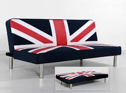 primo union jack studio klik klak sofa bed sleeper lounger