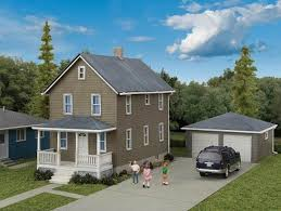 100 Picture Of Two Story House Walthers Cornerstone HO 9333792 With Garage Kit