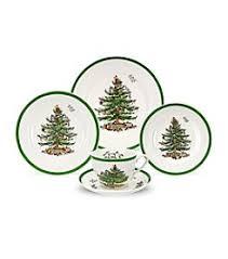 Spode Christmas Tree Mug And Coaster Set by Spode Boston Store