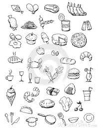 Drawn food healthy 5