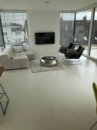beton ciré böden zeitloses modernes design raumkonzept trier
