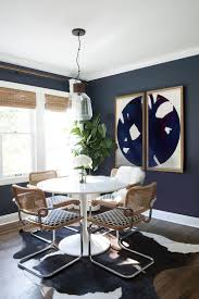 House Home Design Delightful Dining Room Navy Blue Velvet Chairs Chair Covers