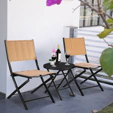 Costway: Costway 3PCS Patio Folding Table Chairs Furniture Set ... 6 Pcs Patio Folding Fniture Set With An Umbrella Outdoor Tables Rustic Farmhouse Table Chairs Cosco 3piece Dark Blue Foldinhalf Set37334dbk1e Lifetime Contemporary Costco Chair For Indoor And Costway 5pc Black Guest Games Showtime 3 Pc Childrens By At Ding Home Kitchen Dinner Wood 4 Portable Camping And Neotech Deals The Depot 5pc Color Out Of Stock Figis Gallery Pnic Designs Youtube