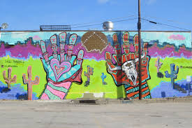 lesli marshall cosmic journey 42 murals
