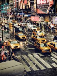 There is a reason that the yellow taxis are part of New York City s famous street view there aren t many things quite as eye catching as a yellow cab