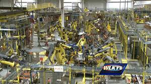 Ford Making Investment To Update Kentucky Truck Plant - YouTube Ford Is Vesting 25 Million Into Its Louisville Plant To Make Hot Truck Plant Human Rources The Best 2018 Restart F150 Oput Following Supplier Fire Rubber And 5569 Apply For 50 Jobs At Pickup Truck Troubles Will Impact 2700 Workers Makes 5 Millionth Super Duty Kentucky Ky Lake Erie Electric Suspends All Production After Michigan Allamerican Pickup Trucks Aim Lure Chinas Wealthy Van Natta Shows Off Louisvillemade Dearborn Test Track Motor Co Historic Photos Of And Environs