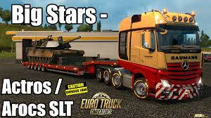Big Stars - Actros/Arocs SLT Mod - Truck Mods | ETS2 Mody American Truck Simulator Trucks And Cars Download Ats Kenworth W900 By Pinga Mods Truck Simulator Trucks Mod For Skin Mod 6 Ram Mods Performance Style Miami Lakes Blog Ford F250 Utility Truck Fs 2017 17 Ls Lvo Fh 2013 Girl In Sea Skin European Licensing Situation Update Best Ec300e Excavator A40 Mods Fs17 Farming Daf Mega Tuning Pack 128x Mod The Very Euro 2 Geforce
