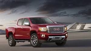 2017 GMC Canyon Denali Quick Take: What You Need To Know About GMC's ...