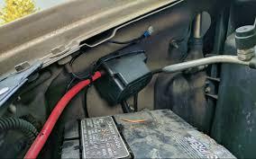 100 Used Truck Batteries Vanlife Essentials Installing A Smart Battery Isolator