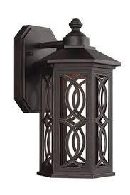 sevier 1 light outdoor post lantern by sea gull lighting brings