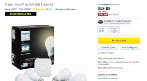 update ambiance bulbs on sale deal alert philips hue white