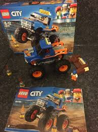 100 Lego Monster Truck Games City Vehicles Monster Truck Rally Car And Street Lorry In