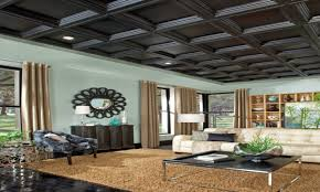 Armstrong Suspended Ceiling Tile by Wooden Living Room Table Armstrong Coffered Ceiling Tiles