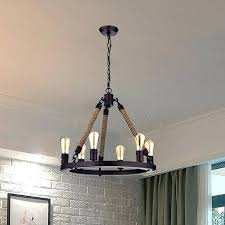 Rustic Style Chandeliers Lodge Lighting