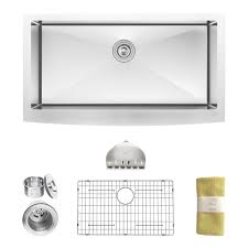 Stainless Steel Sink Grids Canada by Best Stainless Steel Sinks 2017 Uncle Paul U0027s Top 5 Choices