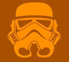 Stormtrooper Stencil Halloween by Squirtle Halloween Pumpkin Template Yellow Is Fully Cut Out