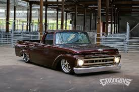 Ford Designers Never Envisioned Their Workhorse Unibody F-100 Truck ...