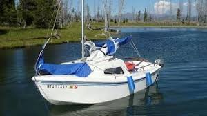West Wight Potter 15 Sailboat Tour Mexico To Hawaii Seattle Alaska In One Of These
