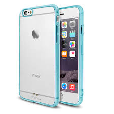 Ultra Thin BumperLicious Case Clear Back iPhone 6S 6