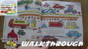 100 Go Cars And Trucks Where Is Ldbug And And Things That By Richard