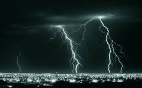 Beautiful Lightning Storm Images