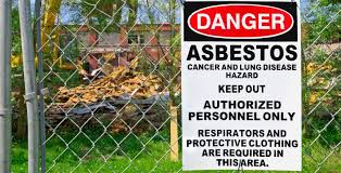 division for air quality asbestos information