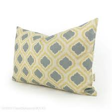 Decorative Lumbar Pillows For Bed by Decorative Lumbar Pillows Pillow Colorful Geometric Pattern The