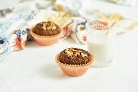 Vegan Pumpkin Muffins Applesauce by Pumpkin Gingerbread Muffins Vegan U2014 Oh She Glows