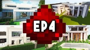 Minecraft Pe Living Room Designs by Let U0027s Build Modern Redstone House Ep 4 Deadly Defenses Living