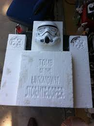 Funny Halloween Tombstones Epitaphs by Cardboard Gravestone 6 Steps With Pictures