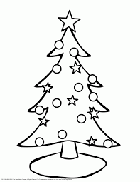 Large Size Of Christmas Tree Coloring Page Picture Inspirations Free Pages Printables For Adults