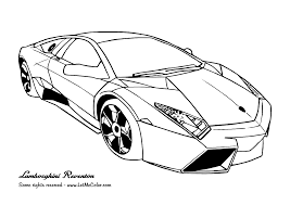 To Print Car Coloring Page 17 For Your Download Pages With
