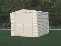 Duramax Storage Shed Accessories by Duramax Duramate 8x8 Shed Vinyl Sheds Storage Sheds Direct