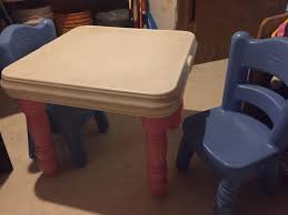 Find More Little Tikes Table And Chairs For Sale At Up To 90% Off Little Tikes Easy Store Pnic Table Gestablishment Home Ideas Unbelievable Bold Un Bright U Chairs At Pics Of And Toys R Us Creative Fniture Tables On Carousell Diy Little Tikes Table And Chairs We Used Krylon Fusion Spray Paint Classic Set Chair Sets Divine Cjrchorganicfarmswebsite Victorian Fancy Beach Adorable Cute Kidkraft Farmhouse With Garden Red Wooden Desk Fresh Office Details About Vintage Red W 2 Chunky