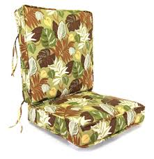 High Back Patio Chair Cushions by Dining Room Nice Brown High Back Outdoor Chair Cushions Warm With