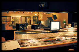 Images Of Recording Studio Wallpaper