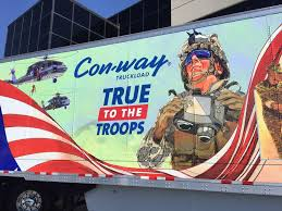 TruetotheTroops Hashtag On Twitter Conway Truckload Inc Joplin Mo Rays Truck Photos Ltrucks Xpo Logistics It Was A Sad Day At Work Friday It The Last For Conway Freight Wikipedia California Revisited I5 Rest Area Maxwell Pt 2 Hank Bartos To Assume Interim Leadership Role At Behind Wheel Salute To Driver Interview Casey Wortham Truck Trailer Transport Express Logistic Diesel Mack Superior Chevrolet In Little Rock Ar Source Closing Seven Rural Terminals Keeping Conways