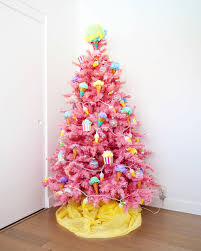 Ice Cream Themed Christmas Tree