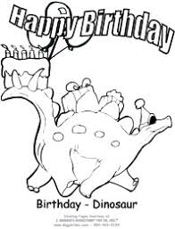 Birthday Coloring Pages Giggletimetoys