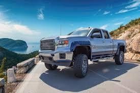 GMC Sierra Altitude Package Luxury Lifted Truck | Rocky Ridge Trucks