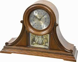 Bulova Table Clocks Wood by Wsm Newcastle Mantel Clock By Rhythm Clocks Holiday Chimes