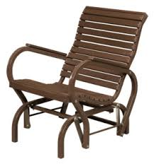 Amish Lambright Comfort Chairs by Poly Furniture Outdoor Furniture The Olde Oak Tree Fort Wayne In