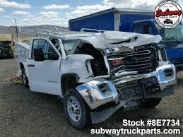 Used Parts 2017 GMC Sierra 2500 6.6L 4x4 | Subway Truck Parts Breaking Pappy Van Winkle Delivery Truck Accidentally Delivered Doniphan Used Vehicles For Sale Subway Forces Sick Employee To Keep Working Eater 2007 Mitsubishi Fuso Fe140 Stk 0c6214 Subway Parts Youtube Parts 2008 Ford F250 Xl 54l 4x4 Truck Inc Dade Corners Marketplace Fuel Wash Parking Sapp Bros Denver Co Travel Center Semitrailer Crashes Into Restaurant In Platte County Police Freight Semi Trucks With Logo Driving Along Forest Road Colfax Pickup Truck South Fargo Ford F150 Extended Cab Interior Xlt L V Subway Parts Inc Auto